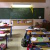 Salle de rentrée scolaire