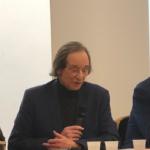 """Conférence-débat du 13 février 2019 """"À quoi sert l'école ?""""©VersLeHaut"""