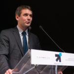 """Marc VANNESSON, délégué général de VersLeHaut, au colloque """"Mobilisation générale pour l'éducation"""""""