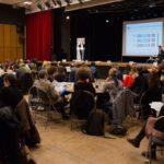 """Photo de l'événement """"Écrivons la Constitution éducative de la France"""" du 21 novembre 2017 organisé par VersLeHaut"""
