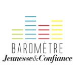"Logo du baromètre ""Jeunesse&Confiance"""