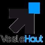 Logo de VersLeHaut sans fond blanc - Format PNG