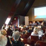 """Photo de la table ronde """"Et si on soutenait vraiment les parents …"""" du 28 juin 2017 organisée par VersLeHaut"""